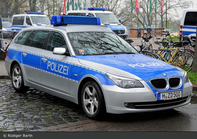H-ZD 500 - BMW 520d Touring - Führungsfahrzeug