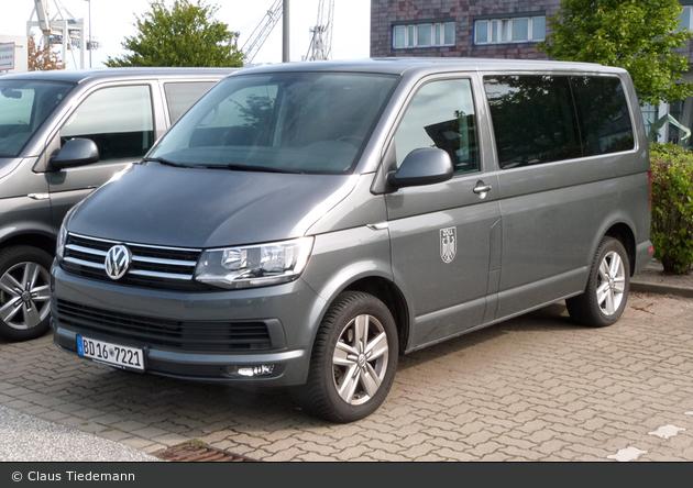 BD16-7221 - VW T6 - PKW