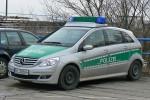 Sassnitz - MB B-Klasse - FuStW WSP