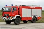 Neubiberg - Feuerwehr - Fw-Geräterüstfahrzeug Prototyp