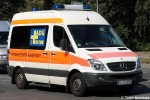 Krankentransport ADG - KTW (B-AD 2826)