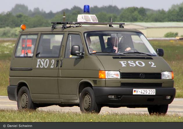Nordholz - Flugsicherheit - KdoW 02 (a.D.)
