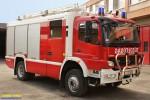 Komárom - Tűzoltóság - TLF 4000