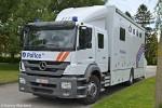 Etterbeek - Police Fédérale - Direction de Sécurité Publique - PftraKw