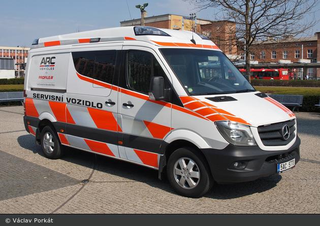 Praha - ARC Vehicles - Service- und Vorführfahrzeug