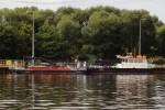 WSA Aschaffenburg - Schub- und Aufsichtsboot Kinzig