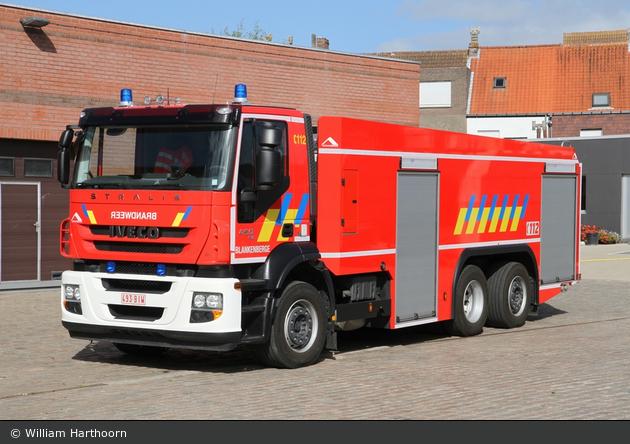 Blankenberge - Brandweer - GTLF - B417