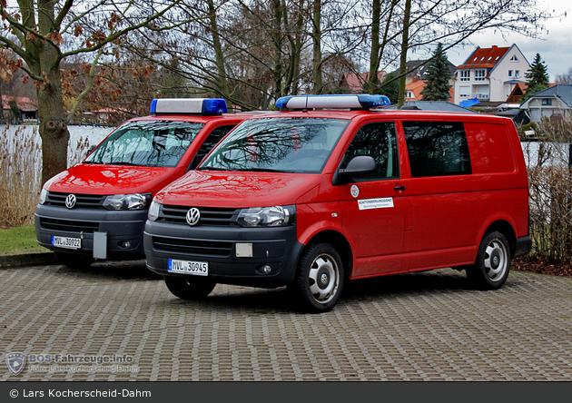 MV - Munitionsbergungsdienst - Gerätewagen