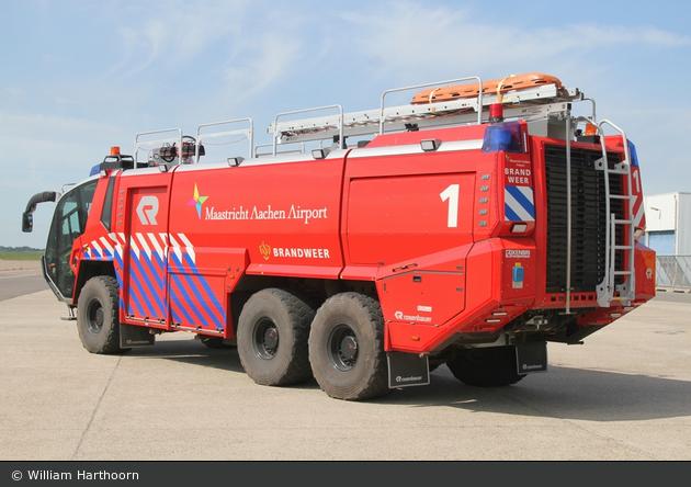 Beek - Luchthavenbrandweer Maastricht Aachen Airport - FLF - 01