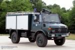 BP42-298 - MB Unimog U 1300 L - SLF 1200/500P (a.D.)