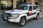 Zaragoza - Cuerpo de Policía Nacional - SW - T60
