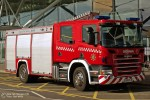 Stansted - BAA Airport Fire Service - Domestic Appliance 2