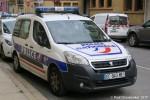 Sedan - Police Nationale - FuStW