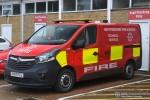 Hertford - Hertfordshire Fire and Rescue Service - TSV