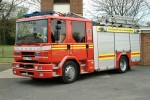 Wombourne - Staffordshire Fire and Rescue Service - PRL