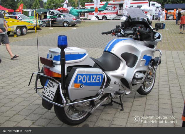 BP12-170 - BMW R 1150 RT - Funkkrad