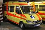 Rīga - Neatliekamās medicīniskās palīdzības dienesta - NAW - 02