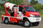 Iveco Daily 55 S 17 W - Magirus - Mobiler Großlüfter (AirCore)