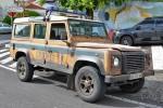 Polizei - Land Rover Defender 110 - FuStW
