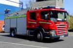 Edinburgh - Lothian & Borders Fire and Rescue Service - TLF - 501