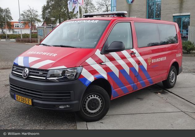 Wassenaar - Brandweer - MTW - 15-5026