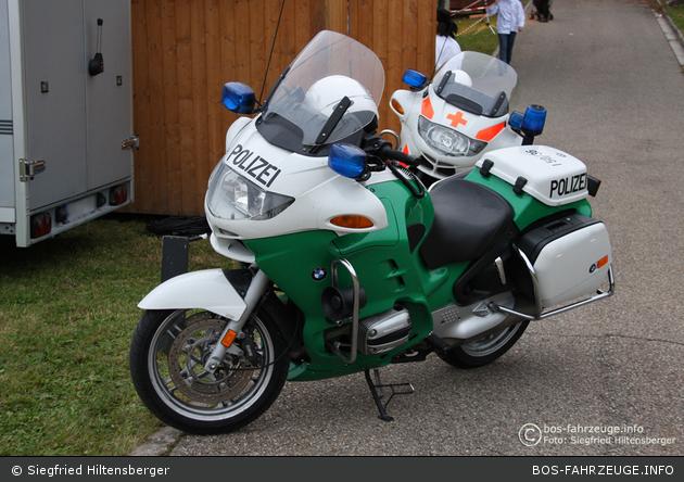 A-3393 - BMW R 1100 - Polizeimotorad - Kempten