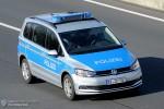 BS-ZD 7355 - VW Touran - FuStW