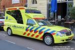 Zeist - Regionale Ambulance Voorziening Utrecht - N-KTW - 09-137 (a.D.)