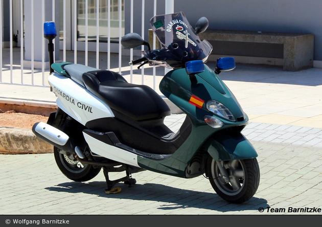 Palma de Mallorca - Guardia Civil - KRad