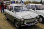 ohne Ort - Trabant 601 - FuStW (a.D.)
