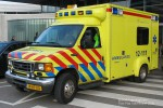 Amsterdam-Schiphol - Airport Medical Services - RTW - 12-111 (a.D.)