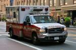 FDNY - EMS - Ambulance 063 - RTW (a.D.)