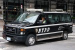 NYPD - Manhattan - Traffic Enforcement District - HGruKW 7042