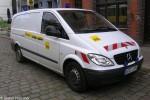 Berlin - Berliner Verkehrsbetriebe - Servicefahrzeug