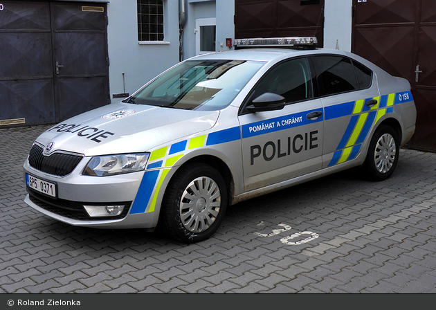 Plzeň - Policie - FuStW - 6P5 0371