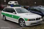 A-3004 - BMW 5er touring - FuStW Aurobahn - Kempten (a.D.)