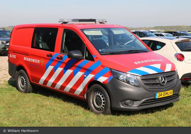 't Harde - Koninklijke Landmacht - MZF - 28-2102