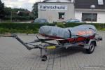 Florian Hamburg Duvenstedt Schlauchboot