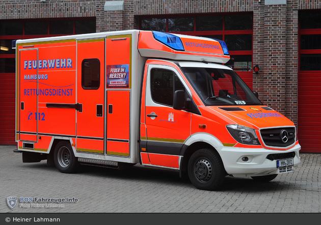 Florian Hamburg RTW (HH-2891)