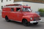 Betriebslöschzug Opel Autohaus