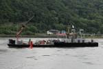 WSA Bingen - Mess- und Arbeitsschiff - St. Goar