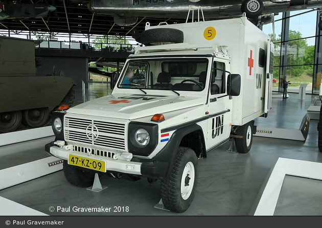 Soesterberg - Koninklijke Landmacht - KrKw (a.D.)