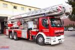 Tatabánya - Tűzoltóság - TMF