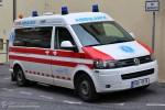 Jilemnice - Ambulance van Doornik - KTW 214