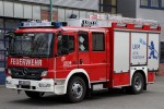 Florian Werkfeuerwehr Klinikum Münster 30 HLF10 01