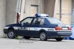 Augustów - Policja - FuStW - M400 (a.D.)
