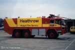 Heathrow - BAA Airport Fire Service - FLF 3 (a.D.)