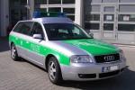 A-XXXX - Audi A6 Avant - FuStW Autobahn - Gersthofen