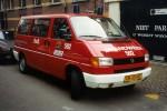 Amsterdam - Brandweer - KdoW - 592 (a.D.)