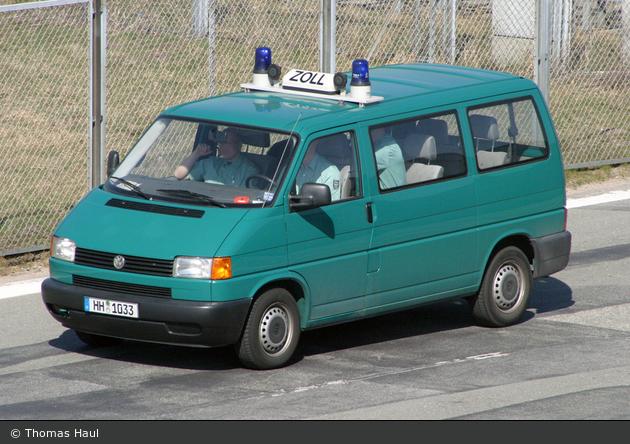 HH-1033 - VW T4 - FuStW (a.D.)